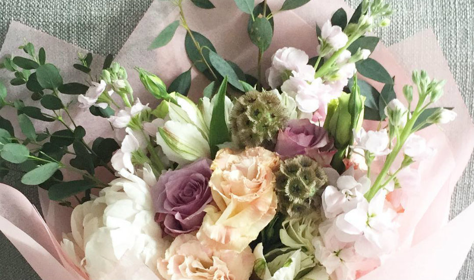 The floral tease | best florists in singapore
