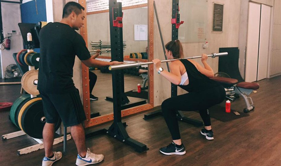 Personal trainers in Singapore | Level Gym