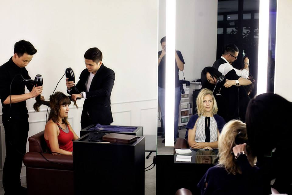 neXt salon | Best places to get a blowout in Singapore
