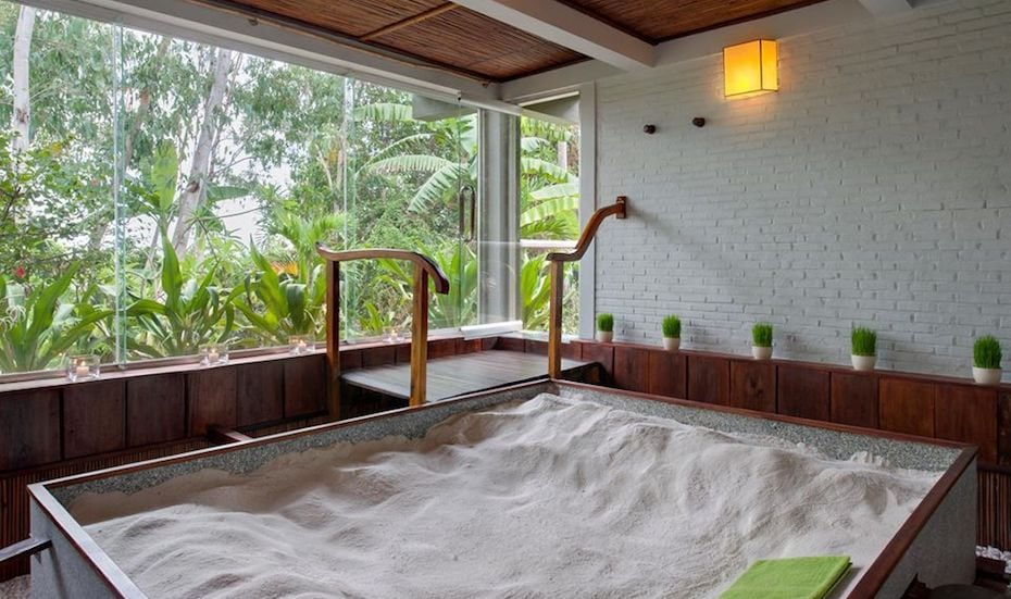 Spas in Southeast Asia