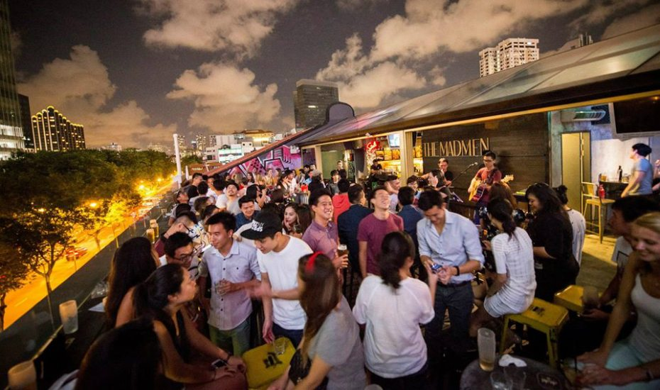 Live music in Singapore | bars, cafes and arts venues for rocking out