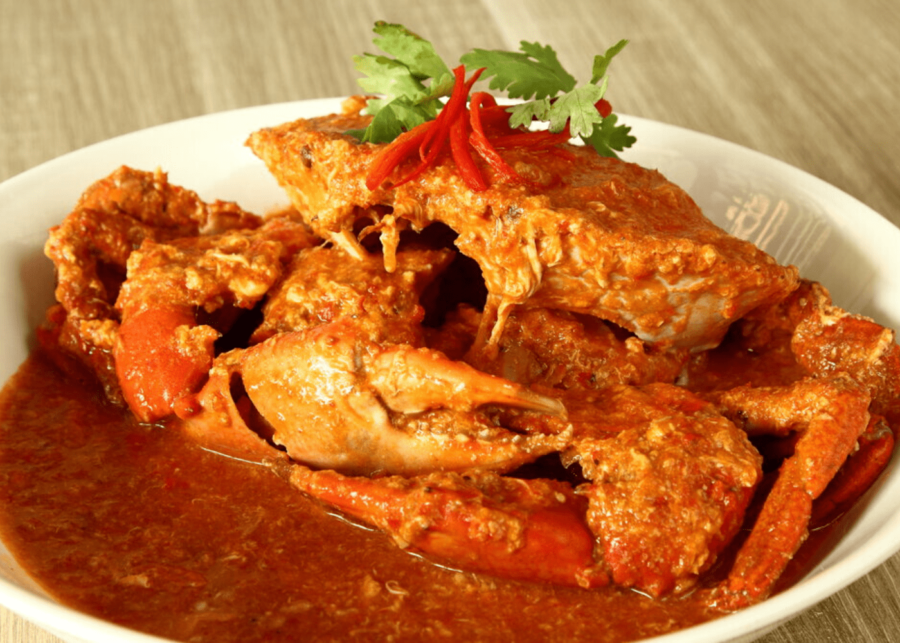 Get your hands dirty for the best chilli crab in Singapore