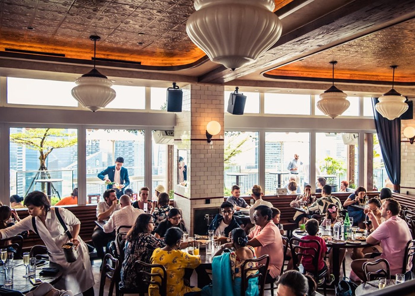 Rooftop restaurants in Singapore | Lavo