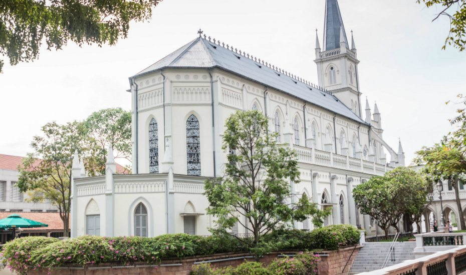 CHIJMES | Historical places in SIngapore