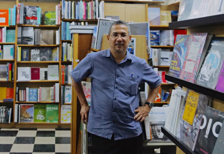 Keeping the local bookstore alive: Abdul Nasser of Basheer Graphic Books