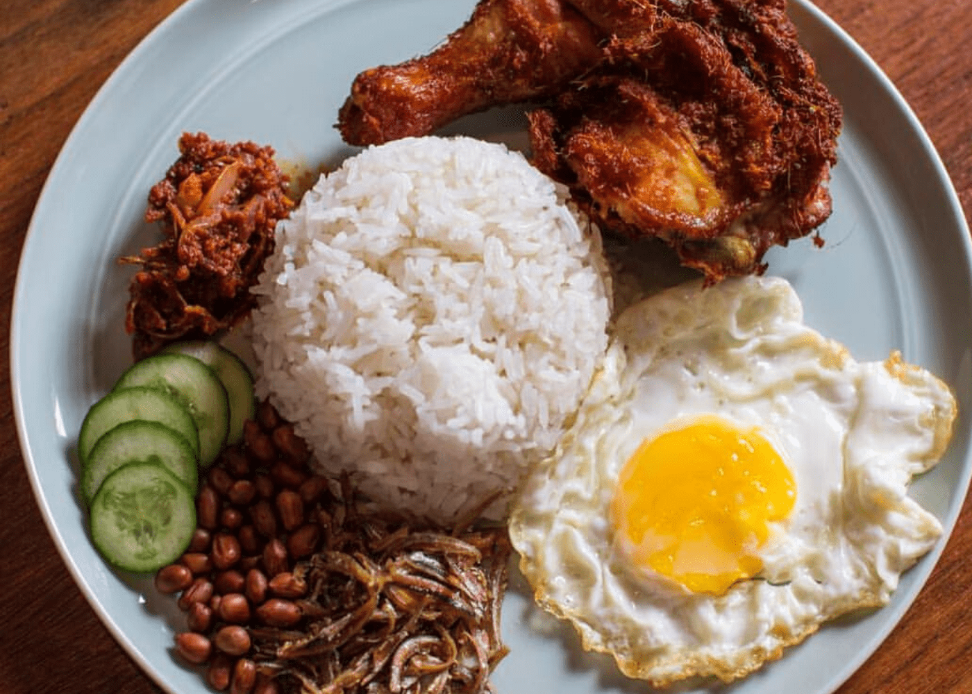 the coconut club | nasi lemak in singapore
