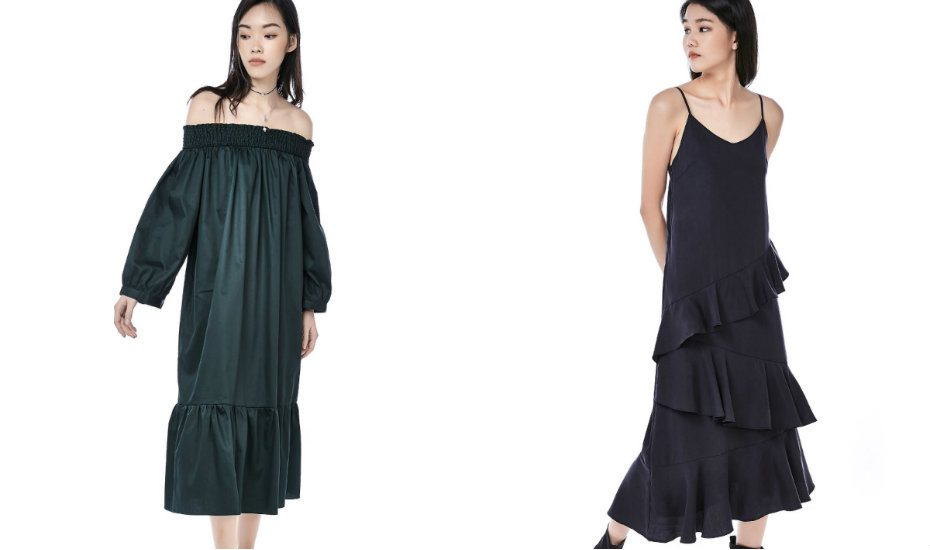 The Editor's Market Maxi dresses in Singapore