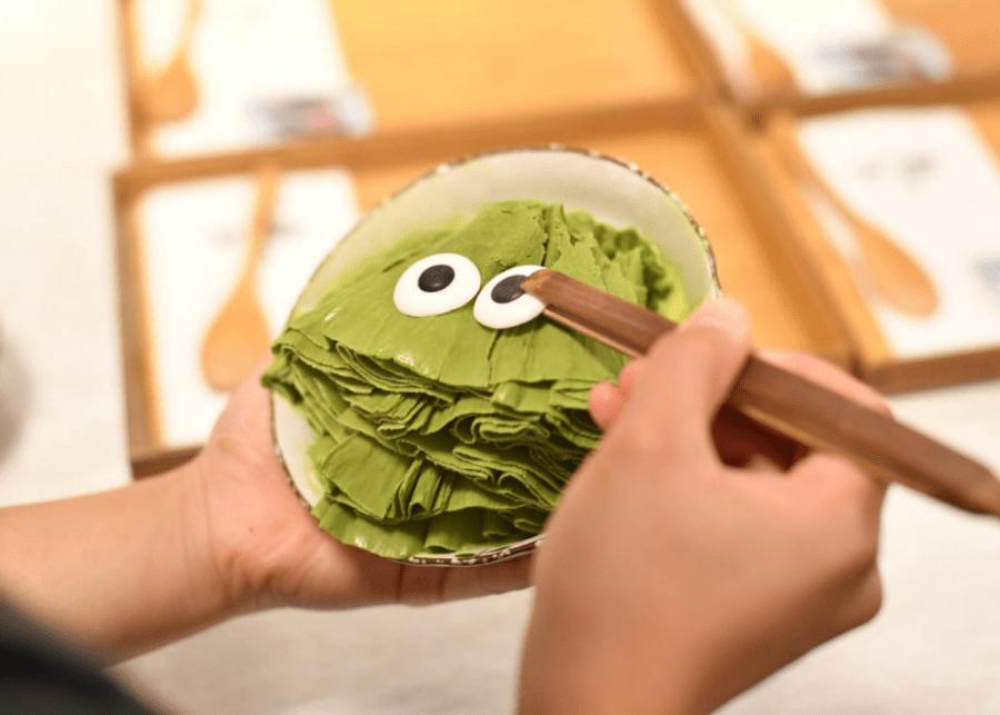 tanjong pagar food: roji monster