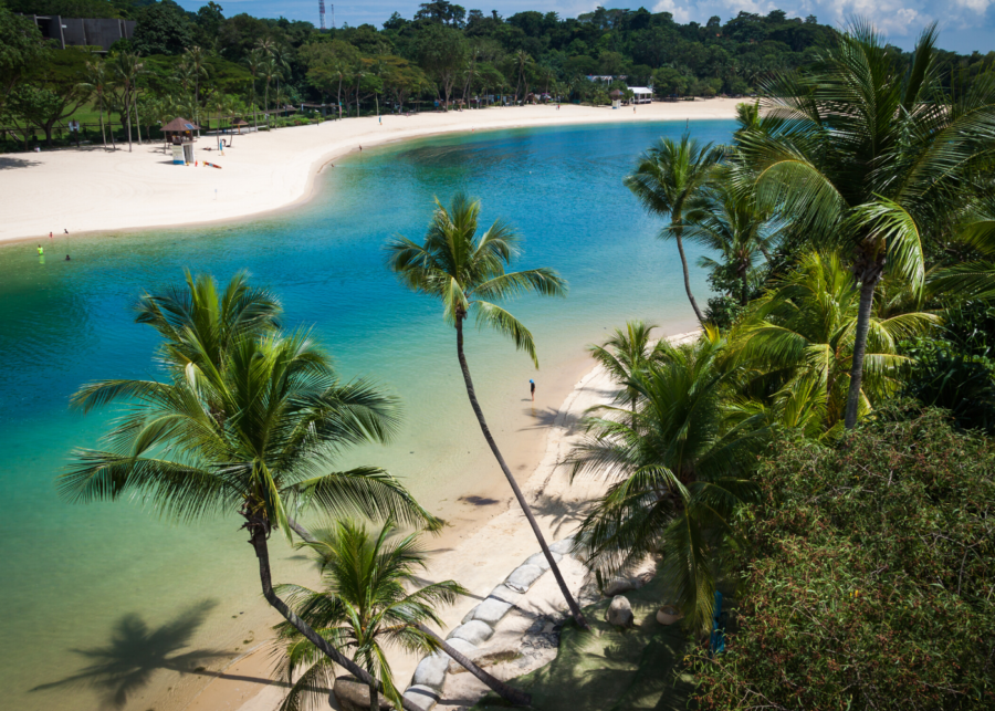 Hit the beach in Singapore: Party, chill and enjoy the view from Sentosa to our hidden islands