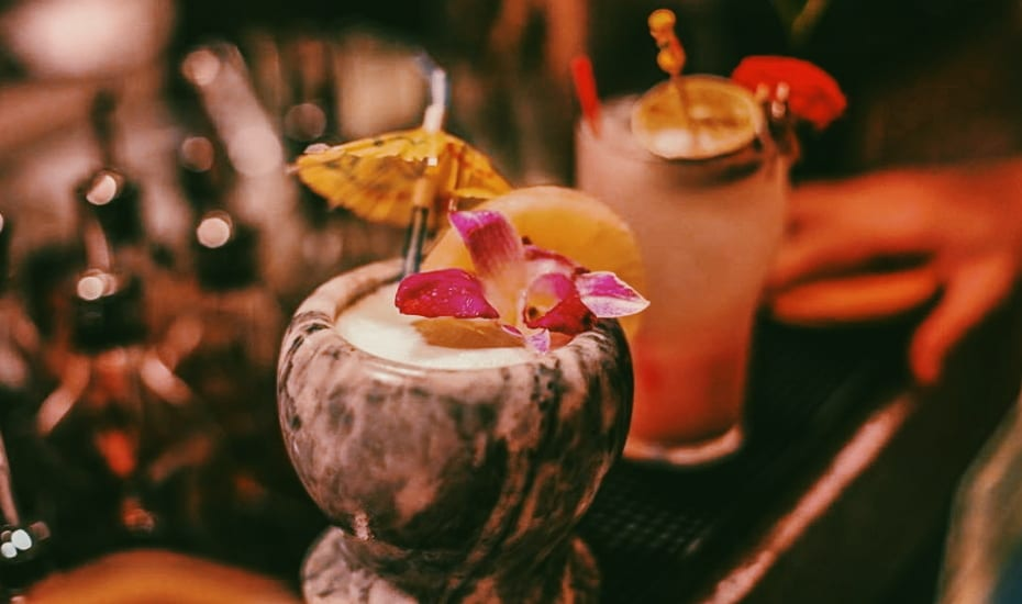 Best mocktails in Singapore for a zero-alcohol bar-hop: The Great Mischief