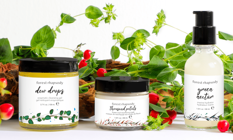 Forest Rhapsody | Natural skincare | Singapore