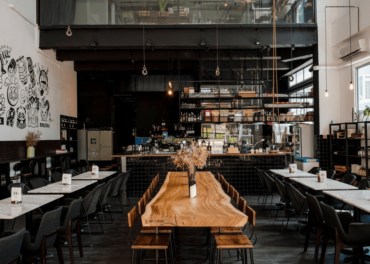 Best cafes in singapore: The refinery