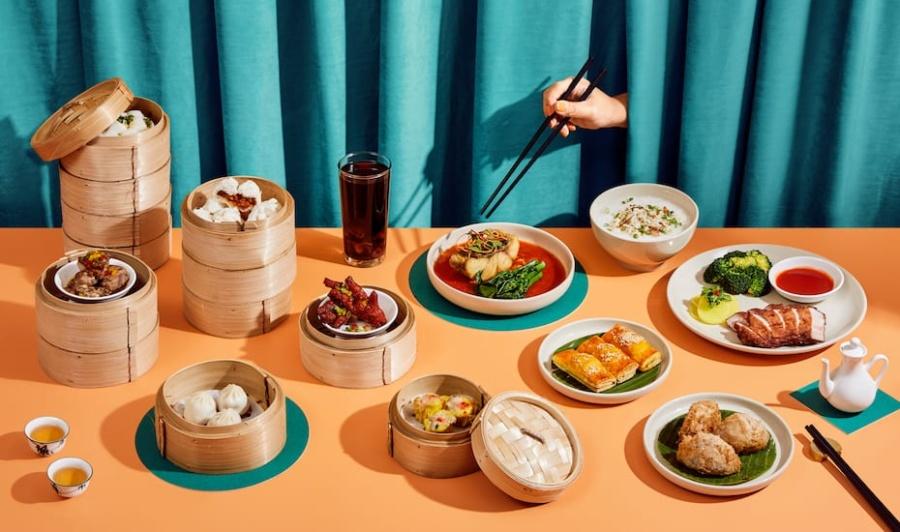 Go on a dumpling bender at the best dim sum restaurants in Singapore