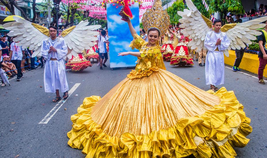 Festivals around Southeast Asia   Sinulog