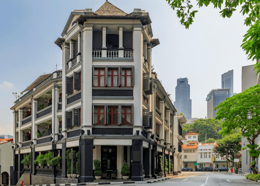 Ann Siang Hill and Club Street: For after-work drinks and cool hangouts