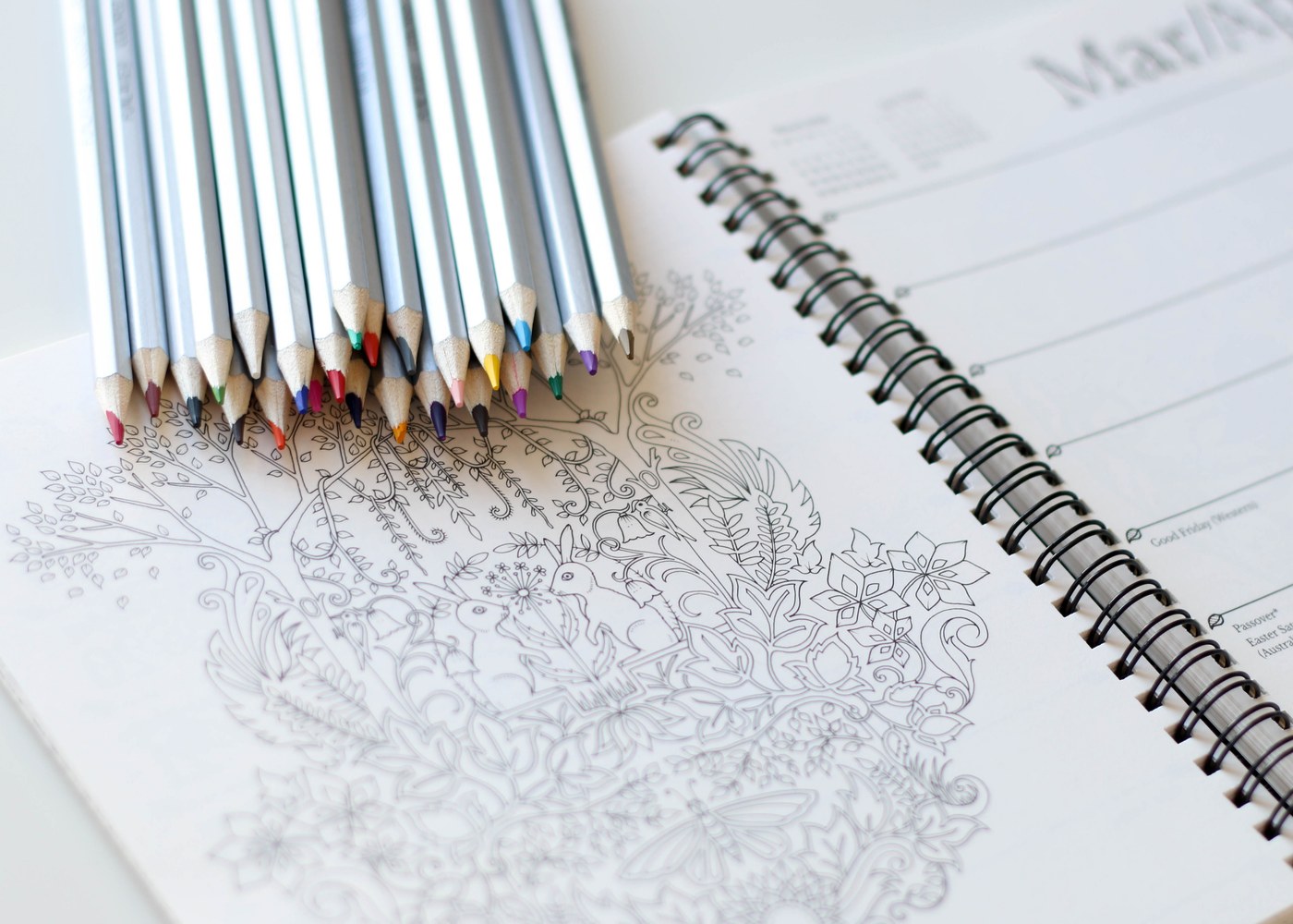 adult colouring book anxiety
