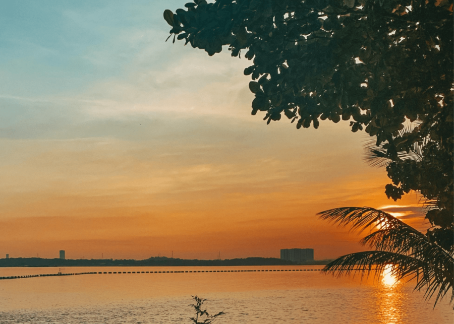 sembawang park | sunrise in singapore