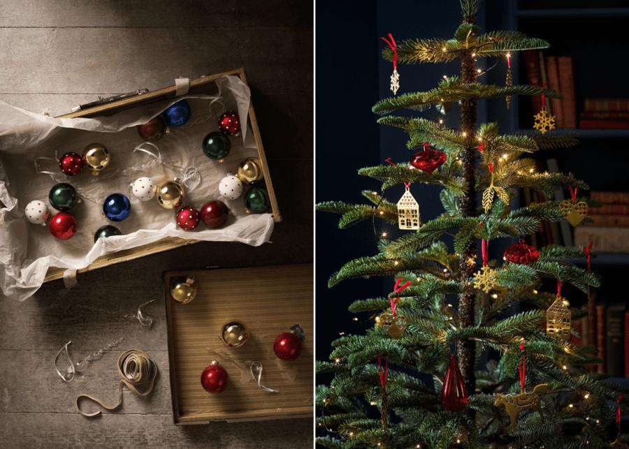 ikea christmas decorations