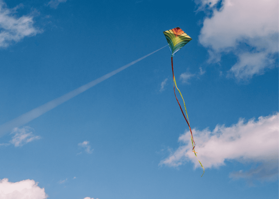 things to do with kids singapore   fly kite