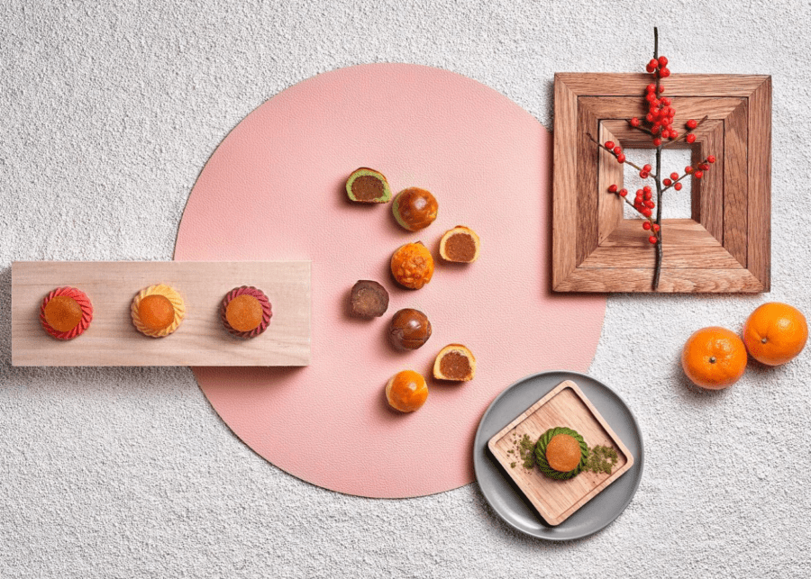 Ditch the traditional for CNY snacks that come in unique flavours