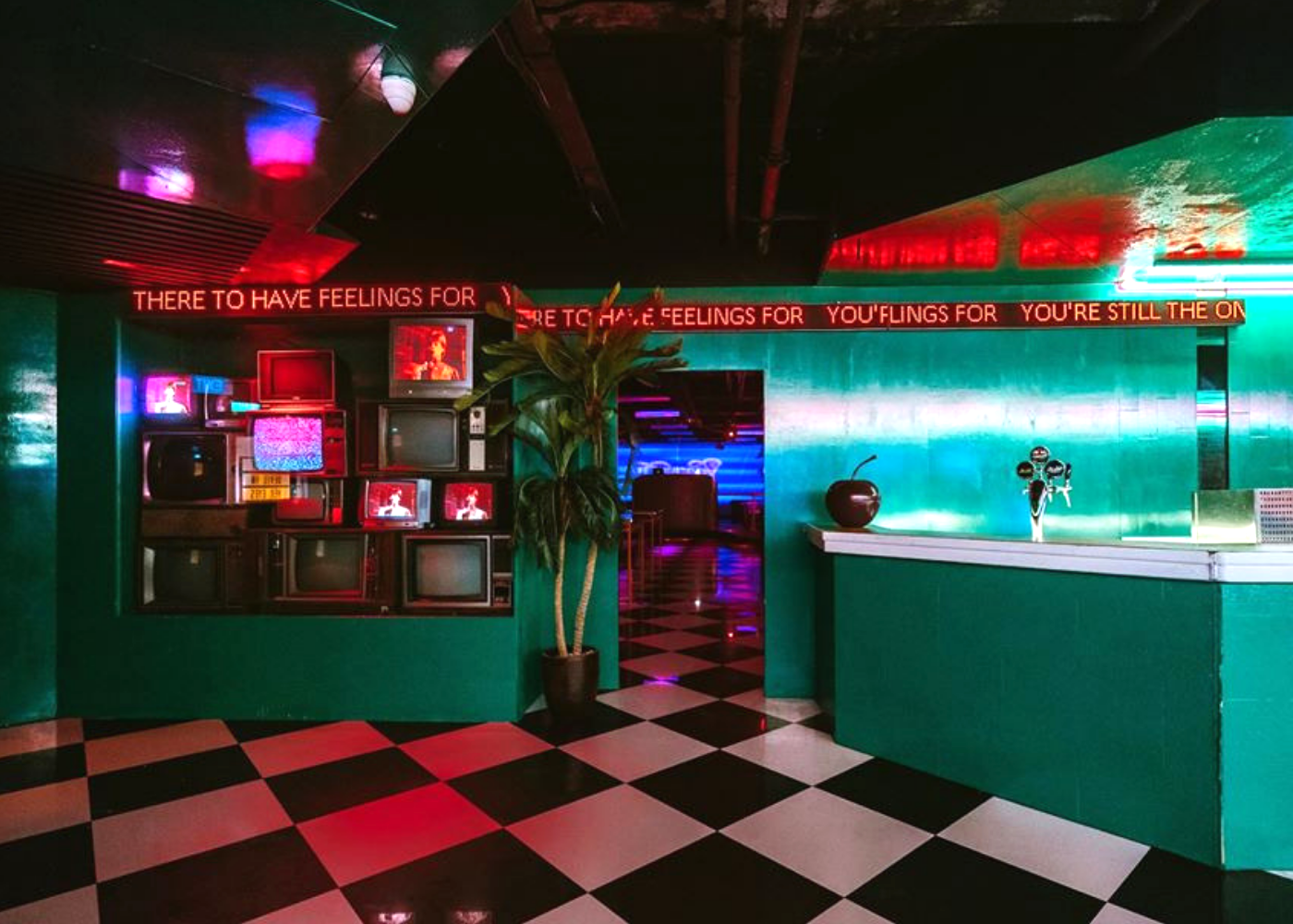 Best arcade bars and clubs in Singapore | Cherry Discotheque
