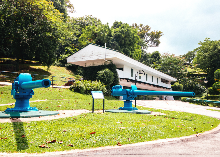 Our guide to Fort Siloso: Sentosa's hidden fortress