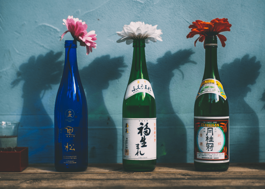 alcohol delivery singapore: sake