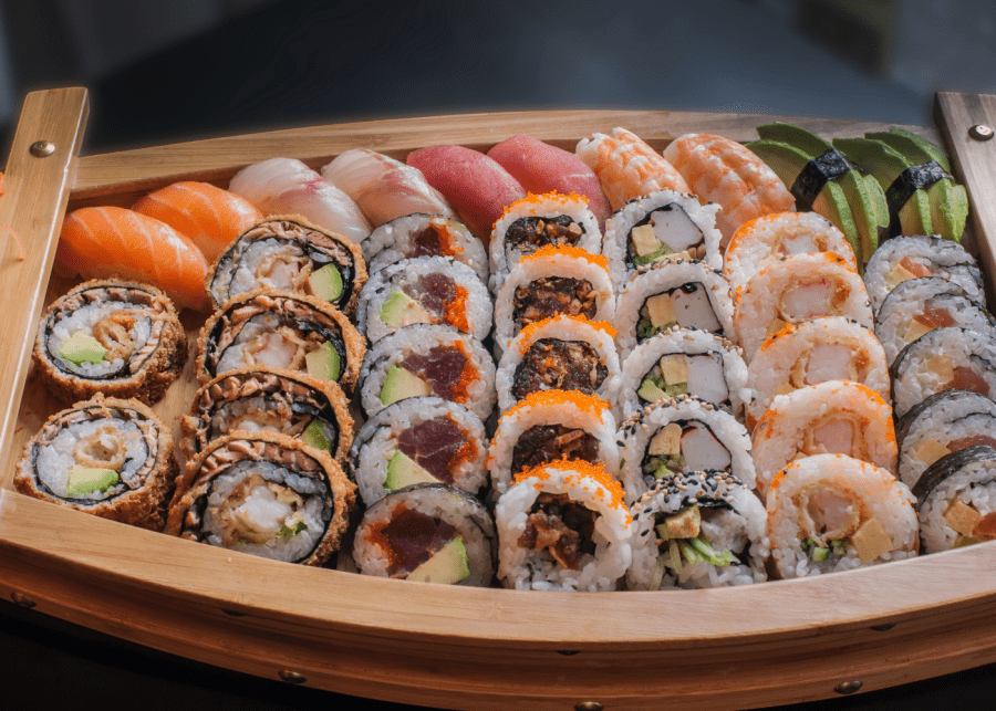 There's no such thing as too much sushi and sashimi at these Japanese restaurants in Singapore