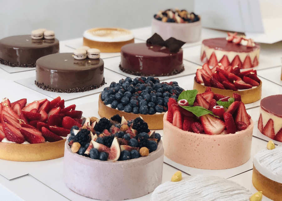 patisserie cle | cake delivery singapore
