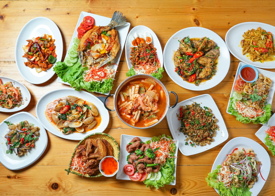 It's a Thai takedown: Singapore's top restaurants for spice-laden food