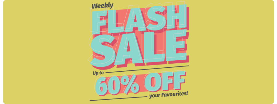 Sift & Pick Weekly Flash Sale