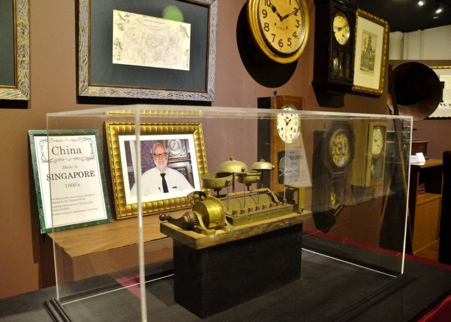 Singapore musical box museum | museums in singapore