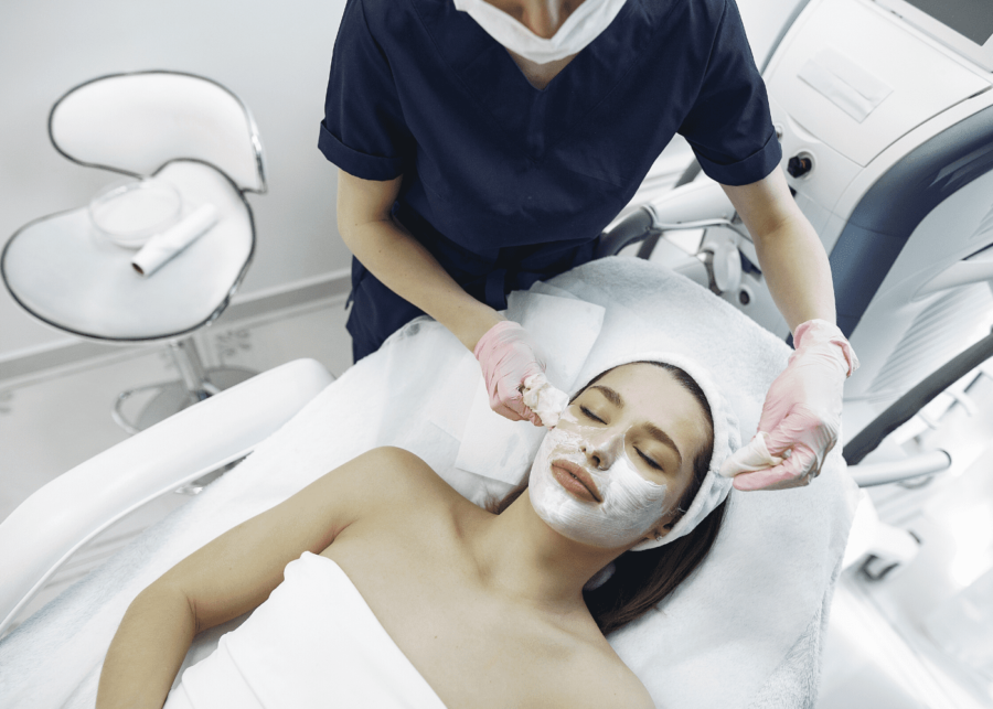 Boost your skincare routine with high-tech facials that use cutting-edge equipment