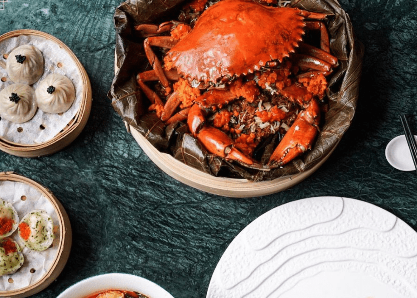 best Chinese restaurants in Singapore: Shang Social