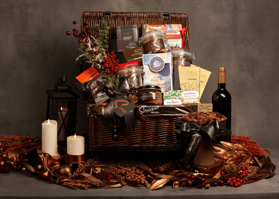It's the season of giving! Here are the best Christmas hampers and gift baskets