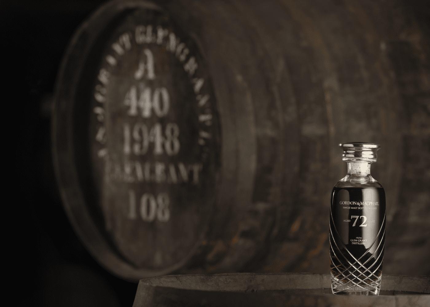 Gordon & MacPhail 72-Year-Old, Glen Grant 1948 Single Malt Whisky