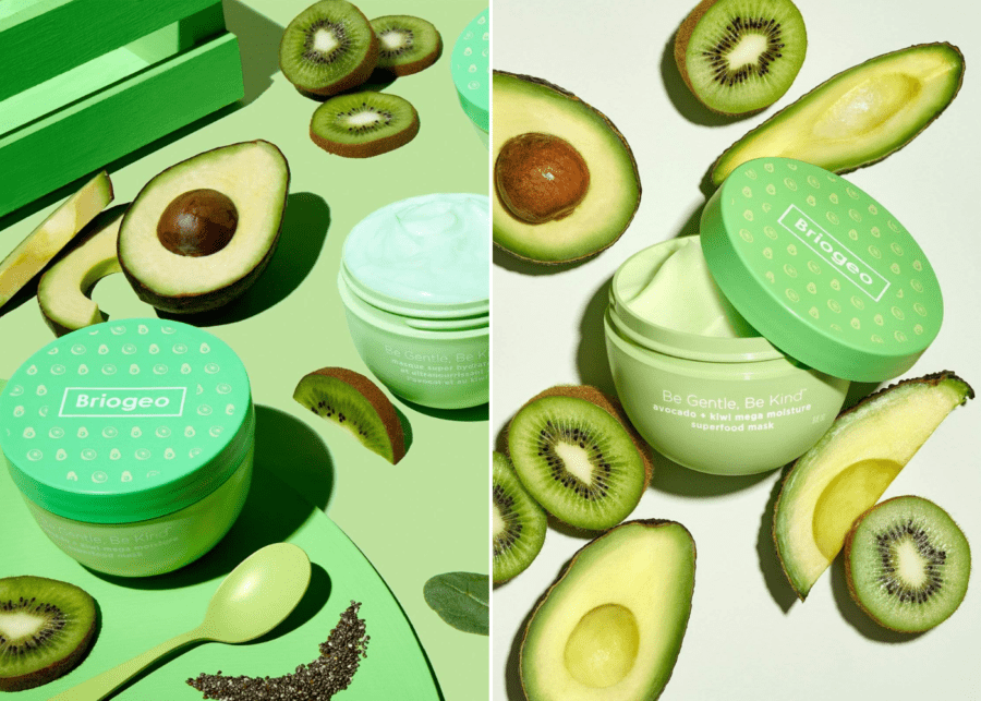 Briogeo Be Gentle, Be Kind Avocado + Kiwi Moisture Superfood Mask | best beauty buys 2021