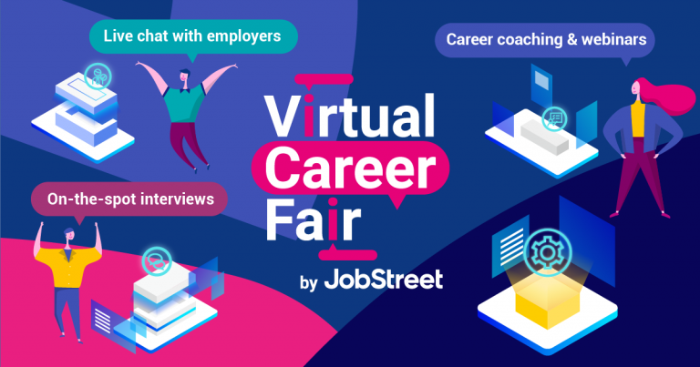 JobStreet's Virtual Career Fair