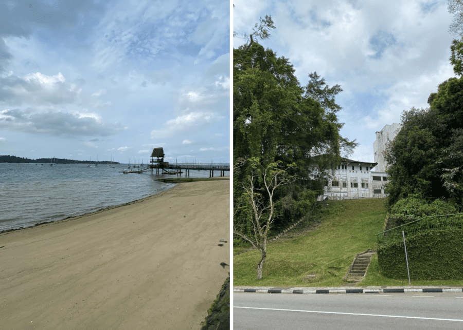 Things to do this weekend | WWII Changi Point tour