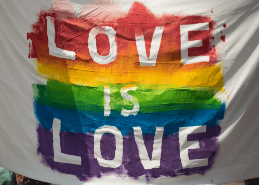 lgbtq terms love is love