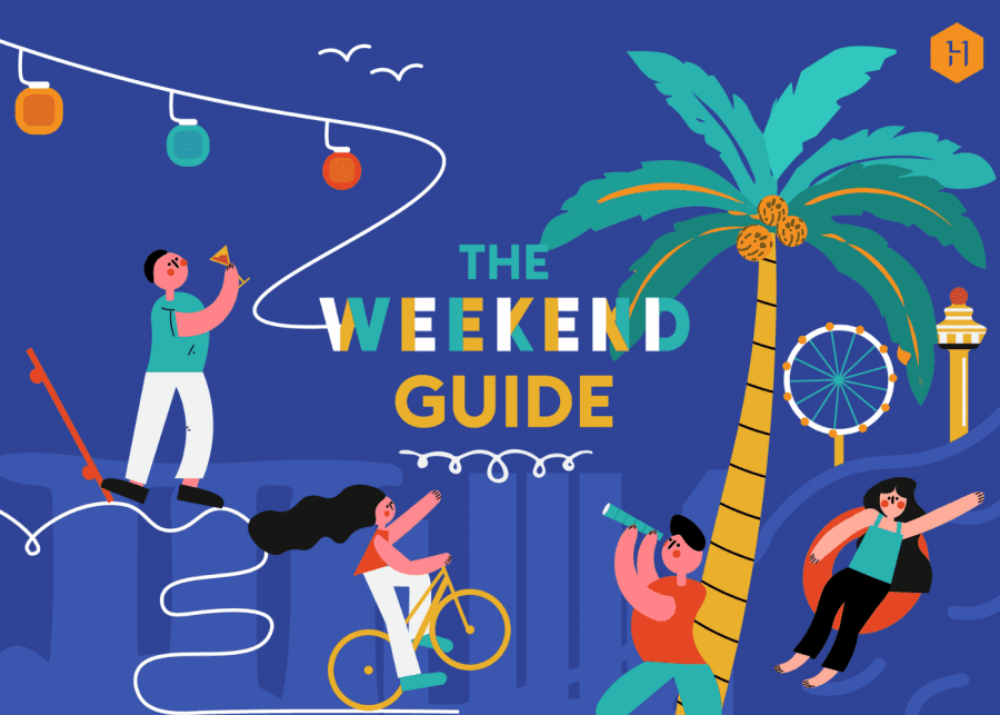 Things to do this weekend in Singapore: 30 Jul – 1 Aug