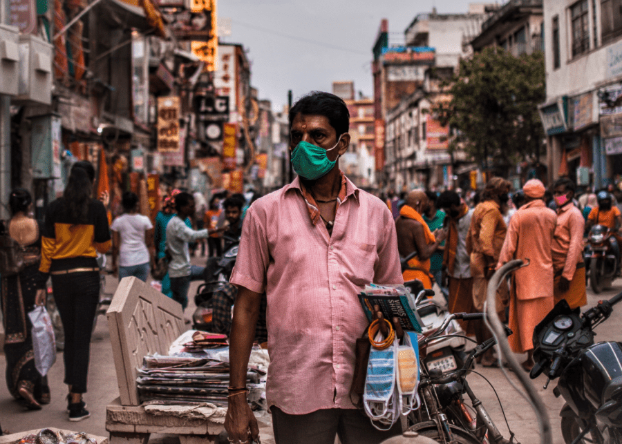 The Covid-19 crisis is devastating India: Here's how you can help from Singapore
