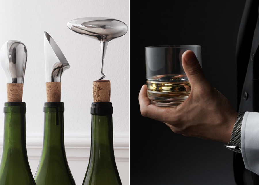 fathers day giveaway | georg jensen bar accessories