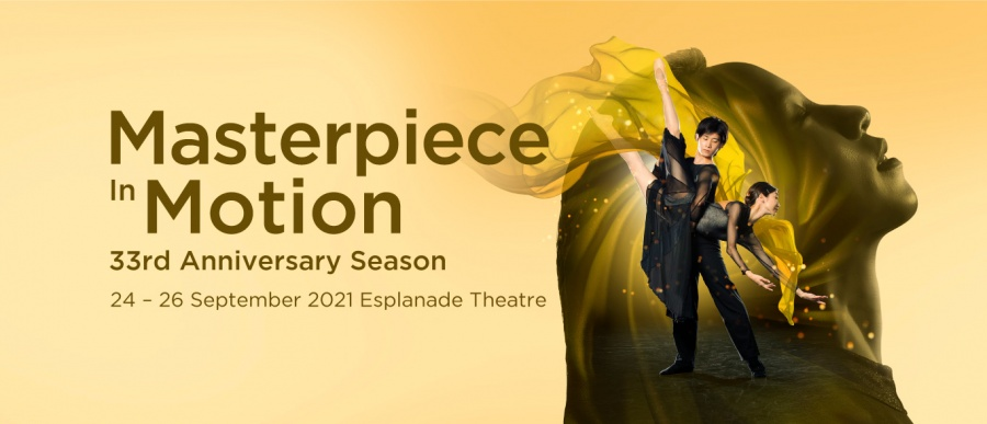 Masterpiece in Motion by Singapore Dance Theatre