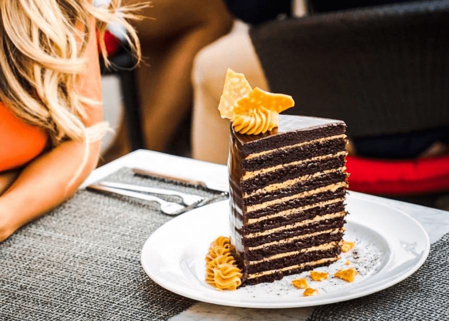 Chocolate cake in Singapore   Lavo Singapore