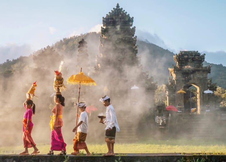 8 must-visit Hindu temples in Bali – the most beautiful and sacred shrines across the island