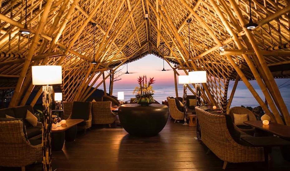 best sunset bars in Bali - Suarga Padang Padang