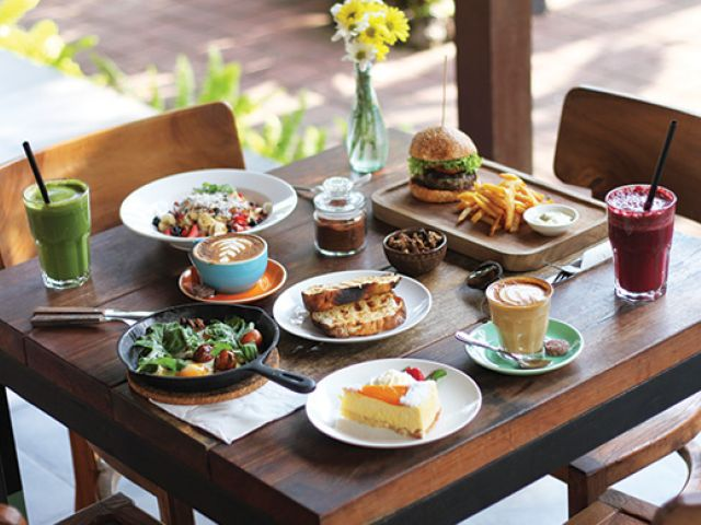 New cafes in Bali: Milk and Madu