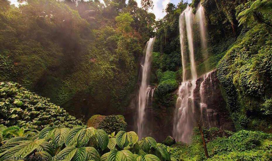 best waterfalls in Bali - Sekumpul