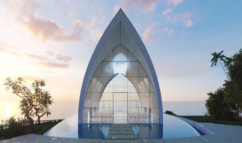 The Wedding Deck & Tresna Chapel at AYANA Resort & Spa Bali | best wedding venues in Bali, Indonesia